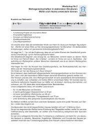 Das Haus Simeon, Lübeck - Hamburger Koordinationsstelle für ...