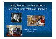 Mensch am Menschen - Hamburger Koordinationsstelle für Wohn ...