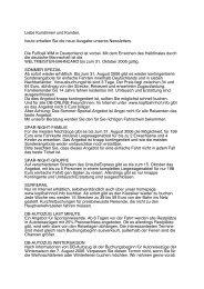 Newsletter 4-06 - Kopfbahnhof