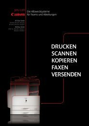 Prospekt (pdf) - canon.de