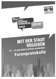 Protokolle aller Foren (PDF) - kopofo