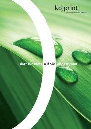PDF hier downloaden - Koprint AG