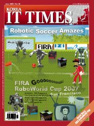 Contents - Korea IT Times