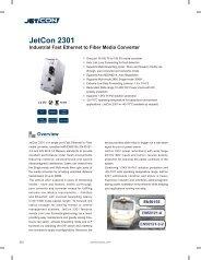 JetCon 2301 - Korenix USA
