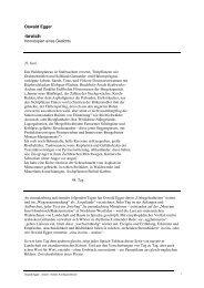 Oswald Egger -broich 1 - Edition Korrespondenzen