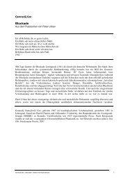 Gor Blockade - Edition Korrespondenzen