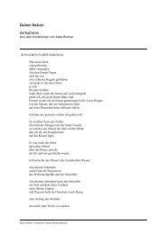 Delimir Reıicki - Arrhythmie - Edition Korrespondenzen
