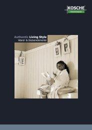Authentic Living Style - Kosche