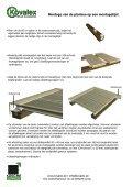 Montagehandleiding Combi Deck - Kosche - Page 2