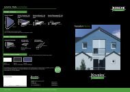 Fassadenträume - Kosche