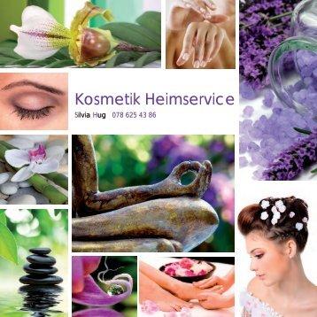 Kosmetik Heimservice - Kosmetikstudio Silvia Hug