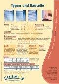 Sonnenschutz - SZ-Sonnenschutz GMBH - Seite 2