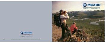 Binocular Catalog 2004/2005 - Kosmos