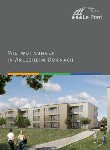 Mietwohnungen in Arlesheim-Dornach