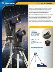 ETX® AT Telescopes - Kosmos