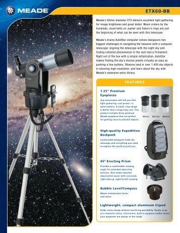 ETX60-BB - Kosmos