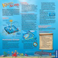 Anleitung: Kraken-Alarm - Kosmos