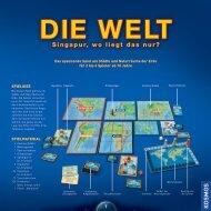 Anleitung: Die Welt - Singapur, wo liegt das nur? - Kosmos