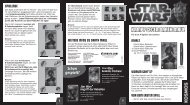 Star Wars™ - Kampf gegen Darth Maul - Kosmos