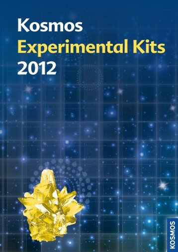 Experimental Kits 2012 - Kosmos
