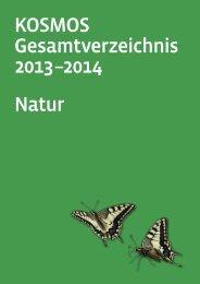 KOSMOS Gesamtverzeichnis 2013 –2014 Natur