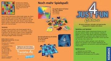 Just 4 Fun - Colours - Kosmos