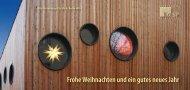 Frohe Weihnachten und ein gutes neues Jahr - KoSP GmbH
