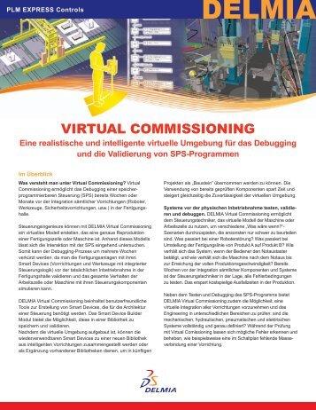 Eine realistische und intelligente virtuelle Umgebung für das - DESYS