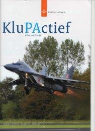 KluPActief december 2011 - Kovom
