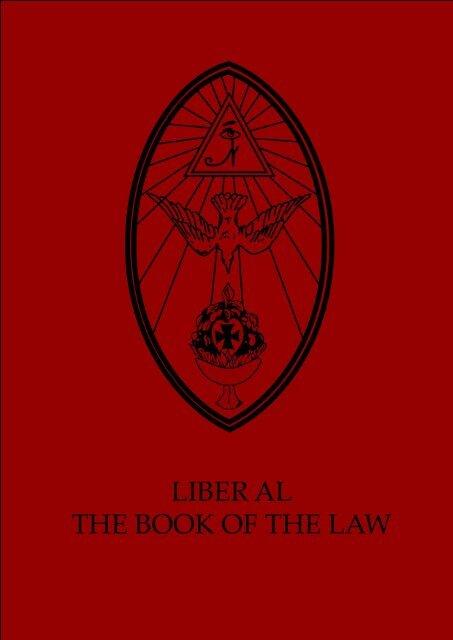 Book of Law pdf - Occult e-books