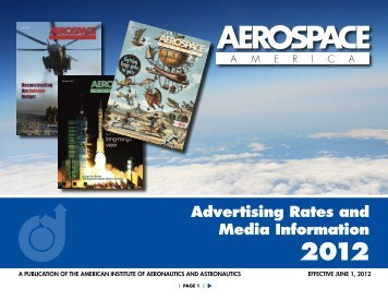 Advertising Rates and Media Information 2012 - American Institute ...