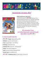 Newsletter Nr. 1 im Jänner 2012 Wir wünschen Ihnen ein ... - KPHE