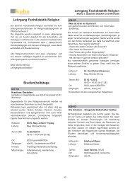 FORTundWEITERBILDUNGSPROGRAMM 2013-2014.indd - KPHE