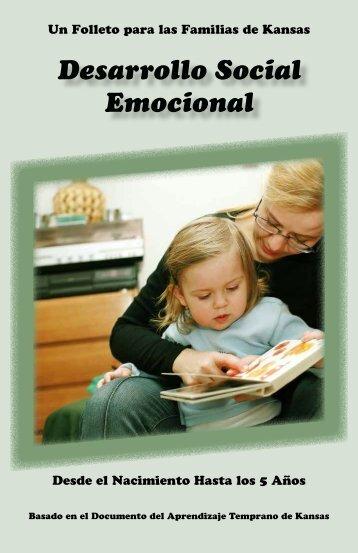 Desarrollo Social Emocional - Kansas State Department of Education