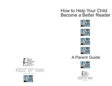 How to Help Your Child Become a Better Reader - Kansas Parent ...