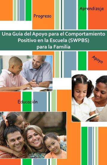 Una Guía del Apoyo para el Comportamiento Positivo en la Escuela ...