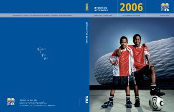 Informe de Actividades 2006 - FIFA.com