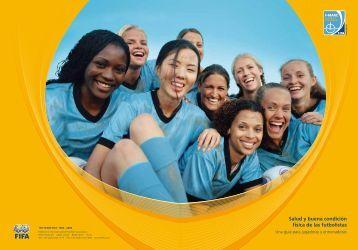 Salud y buena condición física de las futbolistas - FIFA.com