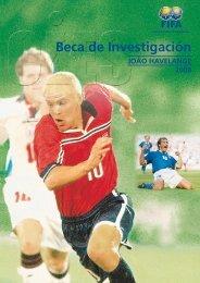 Beca de Investigación João Havelange - FIFA.com