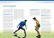 La energía que necesita el cuerpo p 8-11 - FIFA.com