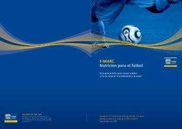 F-MARC Nutrición para el fútbol - FIFA.com