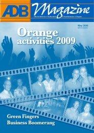May 2009 - Association of Dutch Businessmen