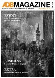 EVENT BUSINESS EXTRA - Association of Dutch Businessmen