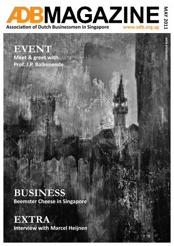 EVENT BUSINESS EXTRA - Association of Dutch Businessmen