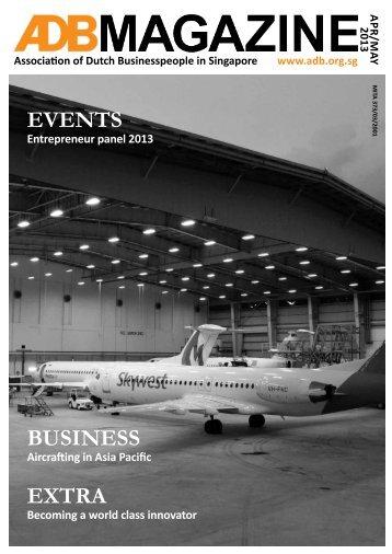 May 2013 - Association of Dutch Businessmen