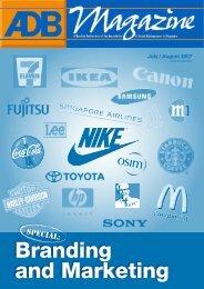Branding and Marketing - Association of Dutch Businessmen