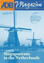 July / Augustus 2009 - Association of Dutch Businessmen