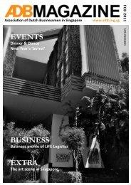 February 2011 - Association of Dutch Businessmen