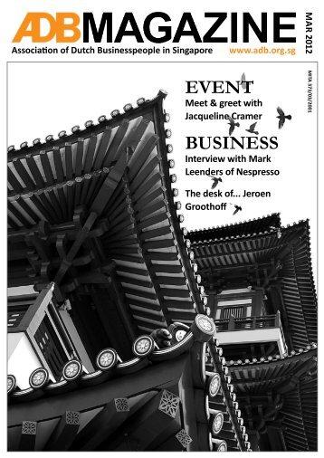 March 2012 - Association of Dutch Businessmen