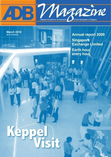 March 2010 - Association of Dutch Businessmen